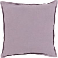 Surya Orianna Throw Pillow Purple