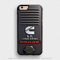 dodge cummins 6.7 iPhone 6 Plus Case iPhone 6S+ Cases