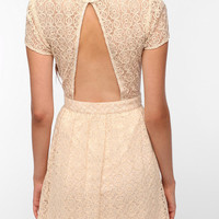 Urban Outfitters - Pins and Needles Geometric Lace Dress