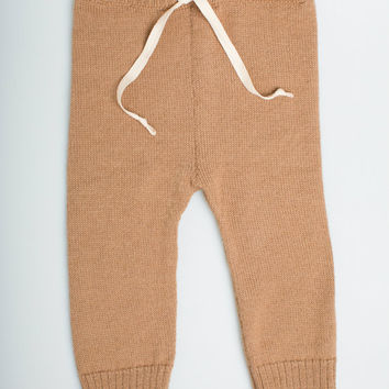 Baby Alpaca Wool Babies Leggings