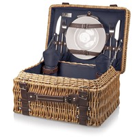 Champion Picnic Basket in Blue