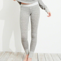 Gilly Hicks Logo Elastic Sleep Leggings | Gilly Hicks Sleepwear & Lounge | HollisterCo.com