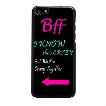 best friends bff in pairs right iphone 5c 5 5s 4 4s 5c 6 6s plus cases