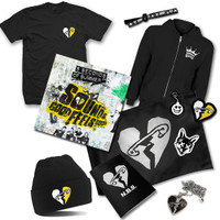 5SOS Sounds Good Feels Good Limited Edition Deluxe CD + All Sounds Good, Feels Good Merch