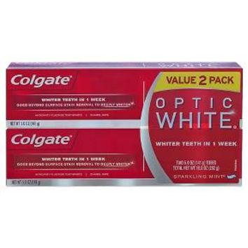 Colgate®® Optic White Sparkling Mint Toothpaste - 10 oz