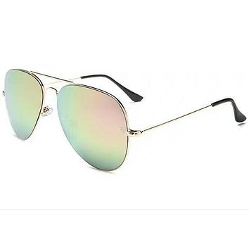 Ray-Ban Women Fashion Sunglasses Popular Summer Style Sun Shades Eyeglasses Glasses Su