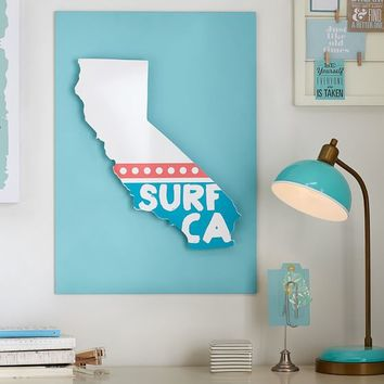 California Location Icon
