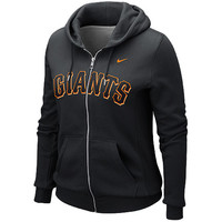 San Francisco Giants Women's Full Zip Classic Hoody by Nike - MLB.com Shop