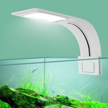 Super Slim LED Aquarium Light Lighting plants Grow Light For Fish Tank