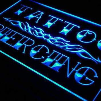 Tattoo Piercing Neon Sign (LED)