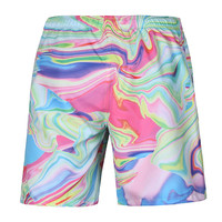 Camouflage Style men&'s casual shorts 3d digital print lovely beach shorts street hip hop short pant
