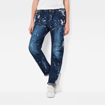 5620 3D Low Boyfriend Jeans | Extreme Painted | G-Star RAW®