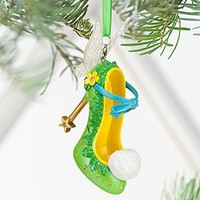 Tinker Bell Shoe Ornament | Disney Store