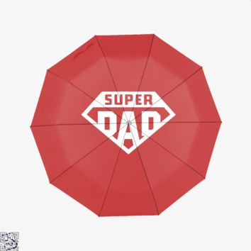 Superdad, Father's Day Umbrella