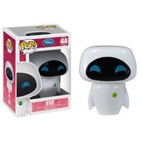 Funko POP! Disney - Vinyl Figure - EVE (4 inch)(Pre-Order ships July): BBToyStore.com - Toys, Plush, Trading Cards, Action Figures & Games online retail store shop sale