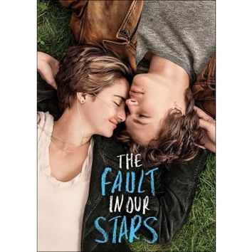 The Fault in Our Stars (DVD) (Eng/Spa/Fre) 2014