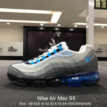 "Nike Air Max 95 Neon"" VAPOR MAX Sports Running Shoes Sneaker"