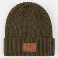 Burton Gringo Beanie Olive One Size For Men 26547053101