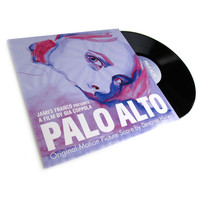 Devonte Hynes: Palo Alto Original Motion Picture Score (Blood Orange, Free MP3) Vinyl LP