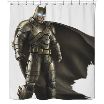 Batman shower