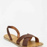 Ecote Crisscross Slip-On Sandal-
