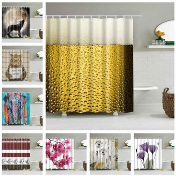 Leisure Shower Curtain