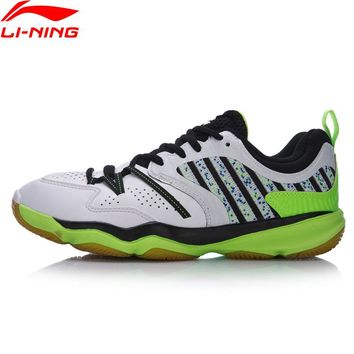 Li-Ning Men RANGER Daily Badminton Training Shoes Breathable Sneakers Wear-Resistance LiNing Sports Shoes AYTM081 XYY051