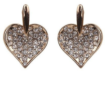 Annie Heart Earrings