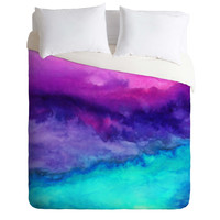 Jacqueline Maldonado The Sound Duvet Cover