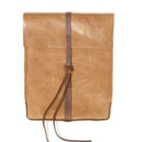 Jo Handbags Saddle Leather iPad Case at Free People Clothing Boutique