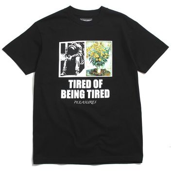 Tired T-Shirt Black