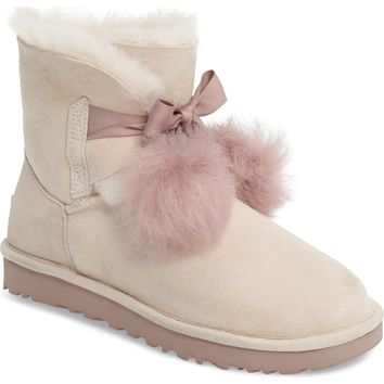 UGG® Gita Genuine Shearling Boot (Women) | Nordstrom