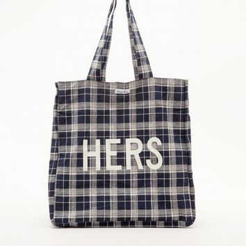 Steven Alan / Duality Tote His/Hers