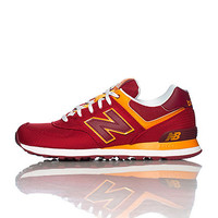 574 SNEAKER - Red - NEW BALANCE