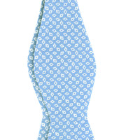 Tok Tok Designs Men's Self-Tie Bow Tie (B439, 100% Silk)