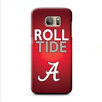Alabama Crimson Tide roll tide Samsung Galaxy J7 2015 | J7 2016 | J7 2017 case