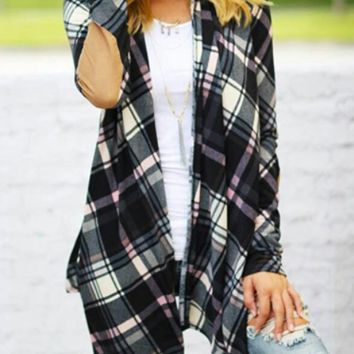 Plaid Flannel Shirt Jack Jackets