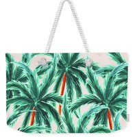 Coconut Trees Weekender Tote Bag for Sale by Uma Gokhale