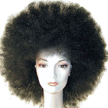 Afro Discount Jumbo P Bl 613 awesome for Halloween 2017