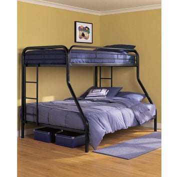 Bunk Bed Twin Over Full at Brookstone—Buy Now!