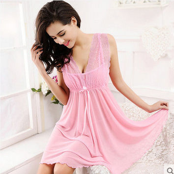 Sexy Lady Night Gown = 4602851908