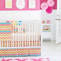 New Arrivals Sunnyside Up Baby Bedding