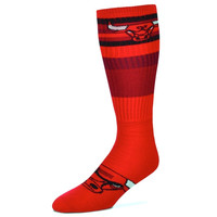 Chicago Bulls Rainbow Tube Socks – Multi