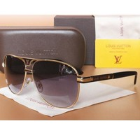 Louis Vuitton Men Fashion Shades Eyeglasses Glasses Sunglasses