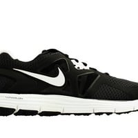 Nike Lunarglide+ 3 Womens Running Shoes Anthracite/Summit White-Black-Volt 454315-001-8