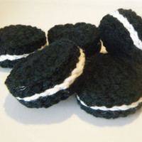 Cat Oreos Organic Catnip Cat Toys Set of Three by BrumbysYarns