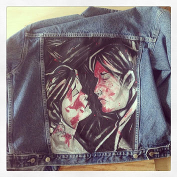Three Cheers For Sweet Revenge Denim Jacket