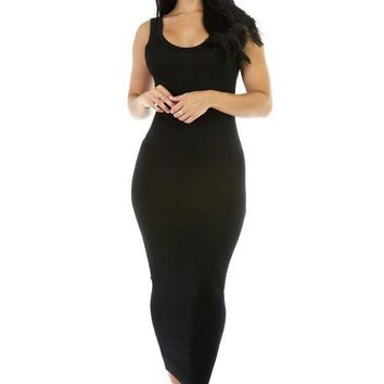 She Will Be Loved Maxi Dress