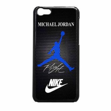 CREYUG7 Jordan Black Style iPhone 5c Case