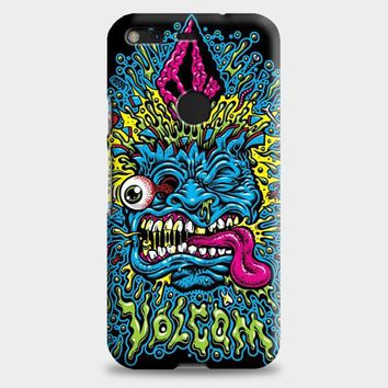 Volcom Jimbo Philips Apparel Clothing Google Pixel Case